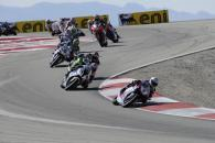 Checa, Race Re Start, USA WSBK Race 2 2012