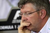 05.10.2012- Press conference, Ross Brawn (GBR), Team Principal, Mercedes GP