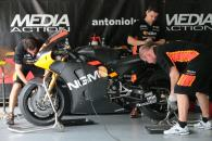 Edwards' Yamaha, Sepang MotoGP test, 4-6 February 2014