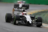 15.03.2014- Qualifying, Kevin Magnussen (DEN) McLaren Mercedes MP4-29