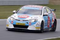 Sam Tordoff (GBR) MG KX Clubcard Fuel Save