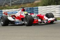 21.07.2006 Jerez, Spain, Ralf Schumacher (GER), Toyota Racing, TF106
