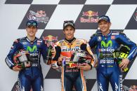 Vinales,MarquezRossi, Grand Prix Of The Americas, 2017