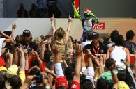 Rossi `I love you` to his fans, Italian MotoGP 2007