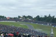Crowd, British 250GP Race 2004