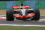 Fernando Alonso (ESP) McLaren MP4/22, France F1, Magny Cours, 29th June-1st July, 2007