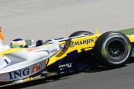 Giancarlo Fisichella (ITA) Renault RS27, Turkish F1, Istanbul Park, 24th-26th August, 2007