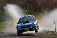 Toshihiro Arai (JPN) / Tony Sircombe (NZL), Subaru Impreza [Production WRC].. Rally Japan. 26-28th O
