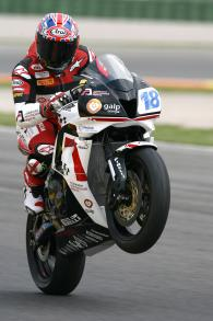 Jones, Valencia WSS 2008