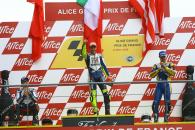Lorenzo, Rossi, Edwards, French MotoGP 2008