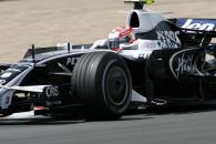 Kazuki Nakajima (JPN) Williams FW30, French F1 Grand Prix, Magny Cours, France, 20th-22nd, June, 200