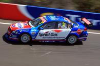 Jason Richards, Greg Murphy (NZ) Sprint Gas Tasman Motorsport Commodore Supercheap Bathurst