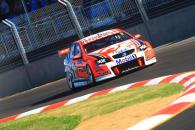 Garth Tander, (aust) Toll HRT Commodore Races 11 & 12 V8 Supercars The Dunlop Townsville 400