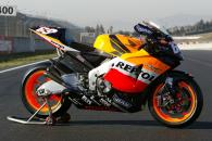 Hayden`s Honda RC211V, Barcelona IRTA MotoGP Test March 2005