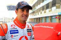 Jamie Whincup (Aust) # 1 Team Vodafone 888 VE Commodore Races 1 and 2 V8 Supercar Championship Y