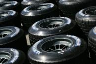 Renault`s Michelin tyres