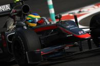 Saturday Practice, Bruno Senna (BRA), Hispania Racing F1 Team (HRT), F110