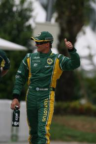 09.04.2011- Qualifying, Heikki Kovalainen (FIN), Team Lotus, TL11