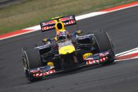 15.04.2011- Friday Practice 2, Mark Webber (AUS), Red Bull Racing, RB7