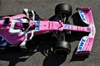 The Racing Point has been dubbed the 'Pink Mercedes' given its similarity to the 2019 Mercedes