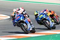 Alex Rins, European MotoGP race, 08 November 2020
