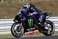 Maverick Vinales, French MotoGP, 10 October 2020