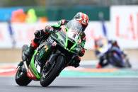 Jonathan Rea, French WorldSBK race1, 2020