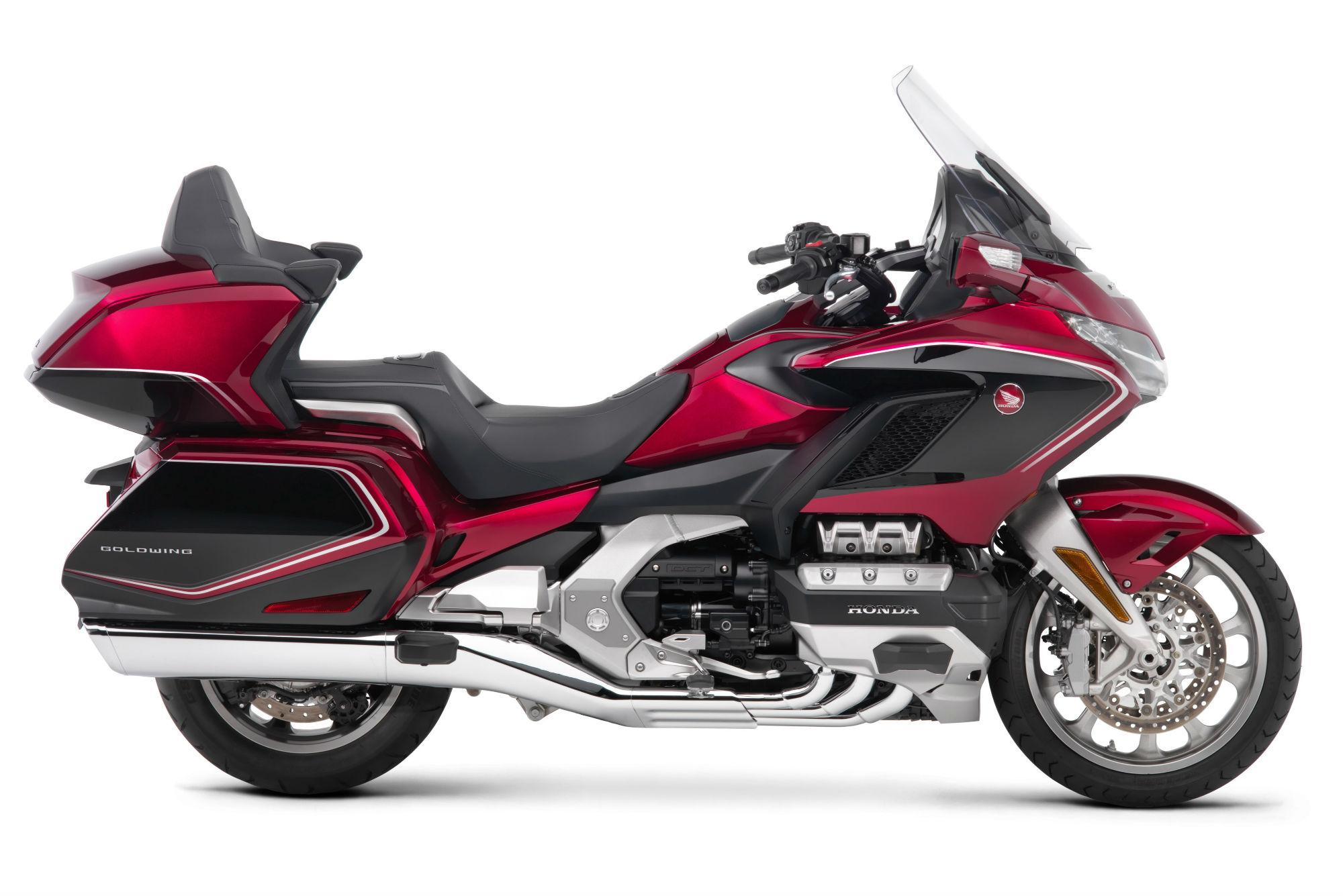 All-new Honda Gold Wing revealed