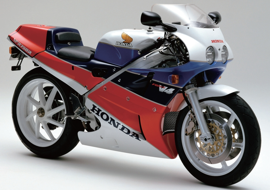 V4 victory: Honda's legendary engine