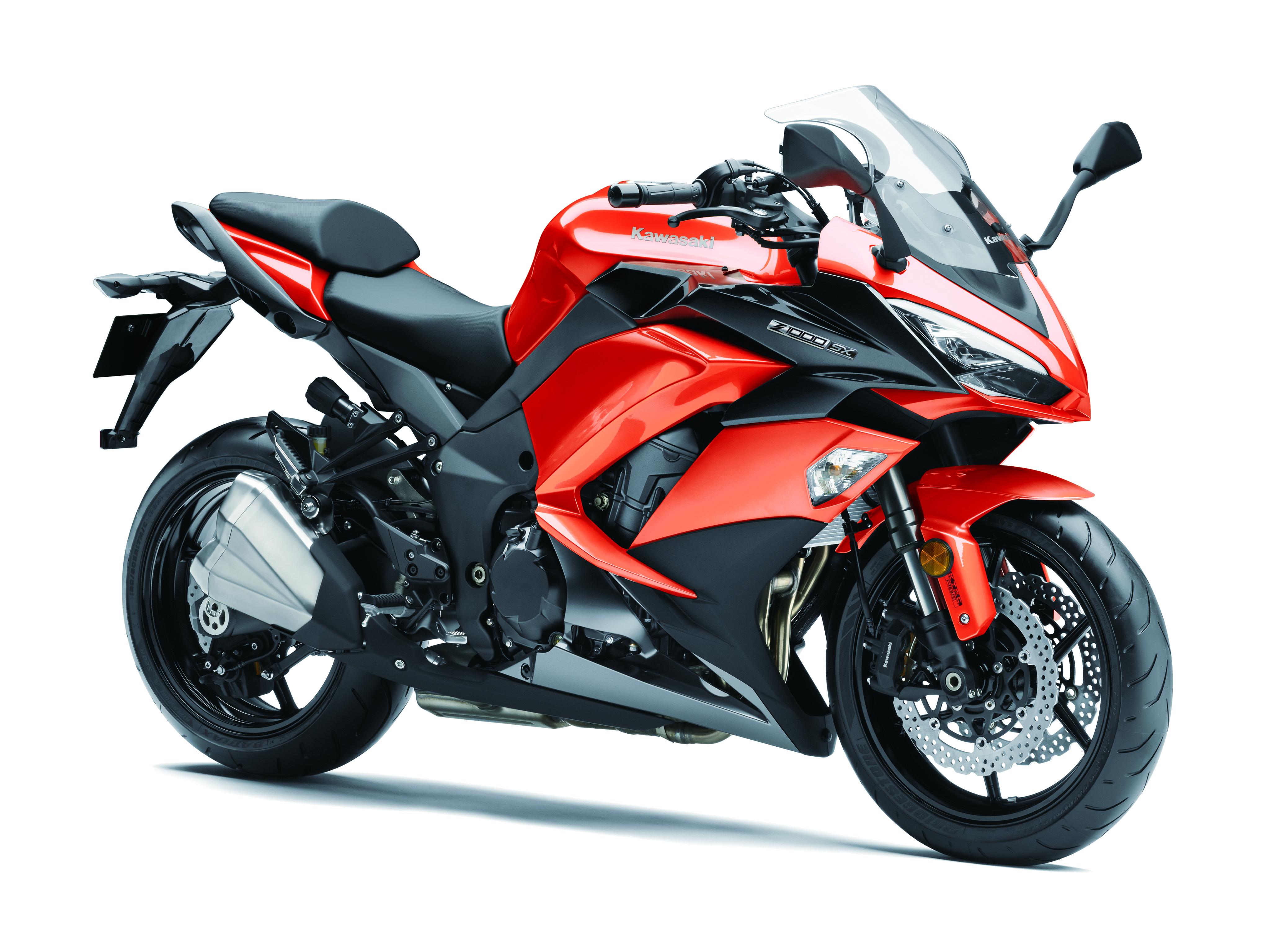 Kawasaki reveals updated Z1000SX