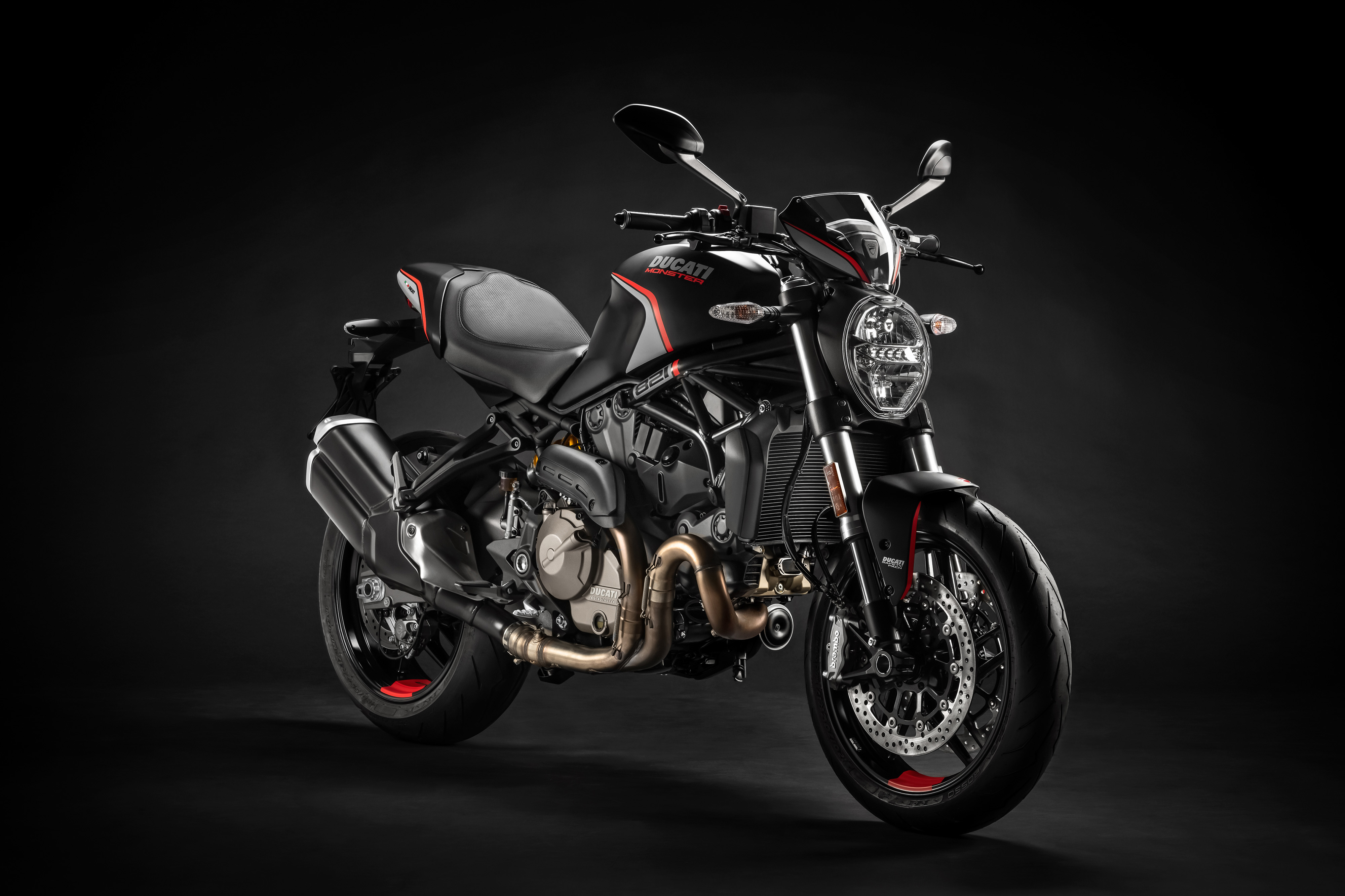 2019 Ducati Monster 821 Stealth