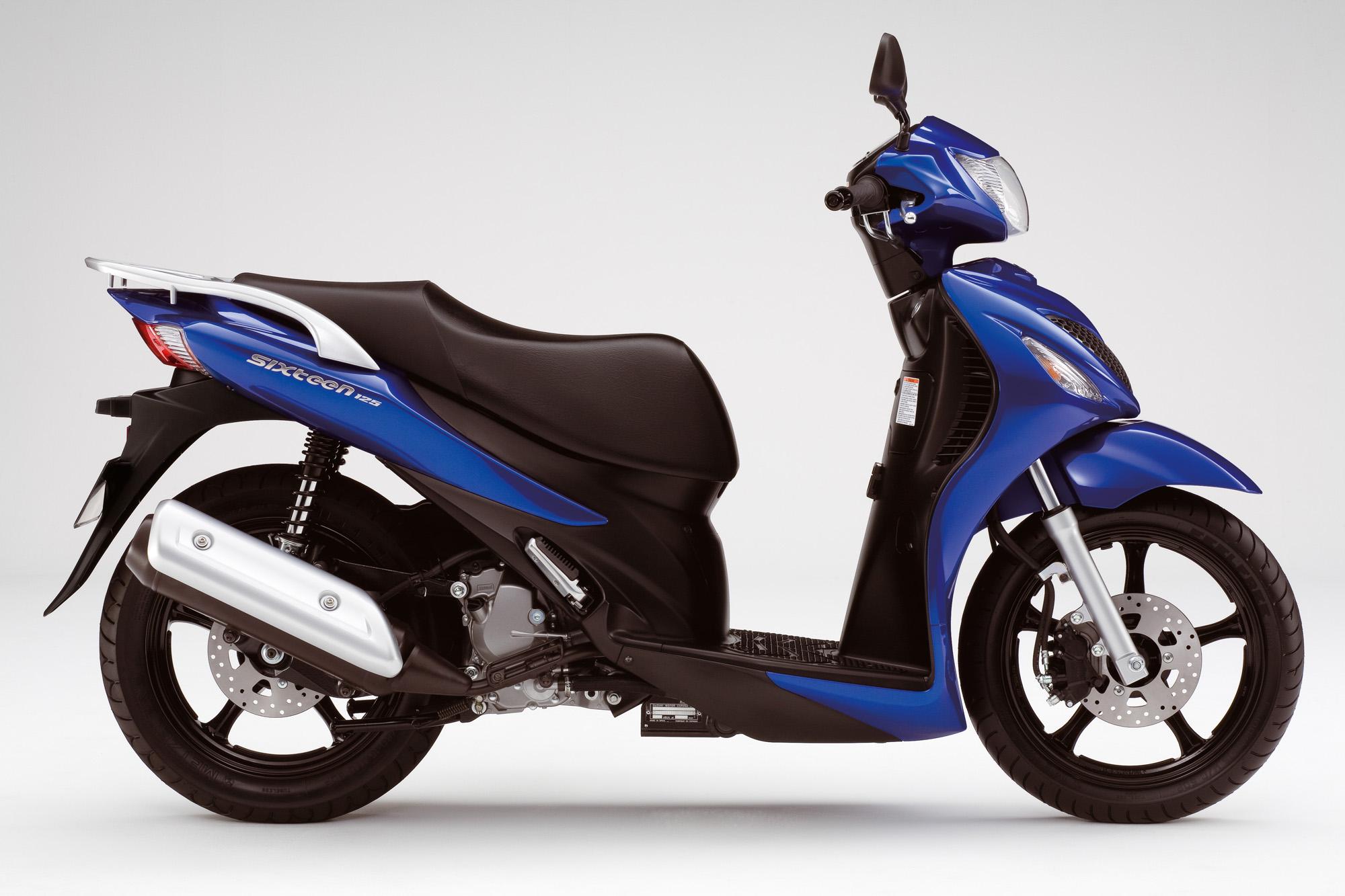 2011 Suzuki Sixteen UX125