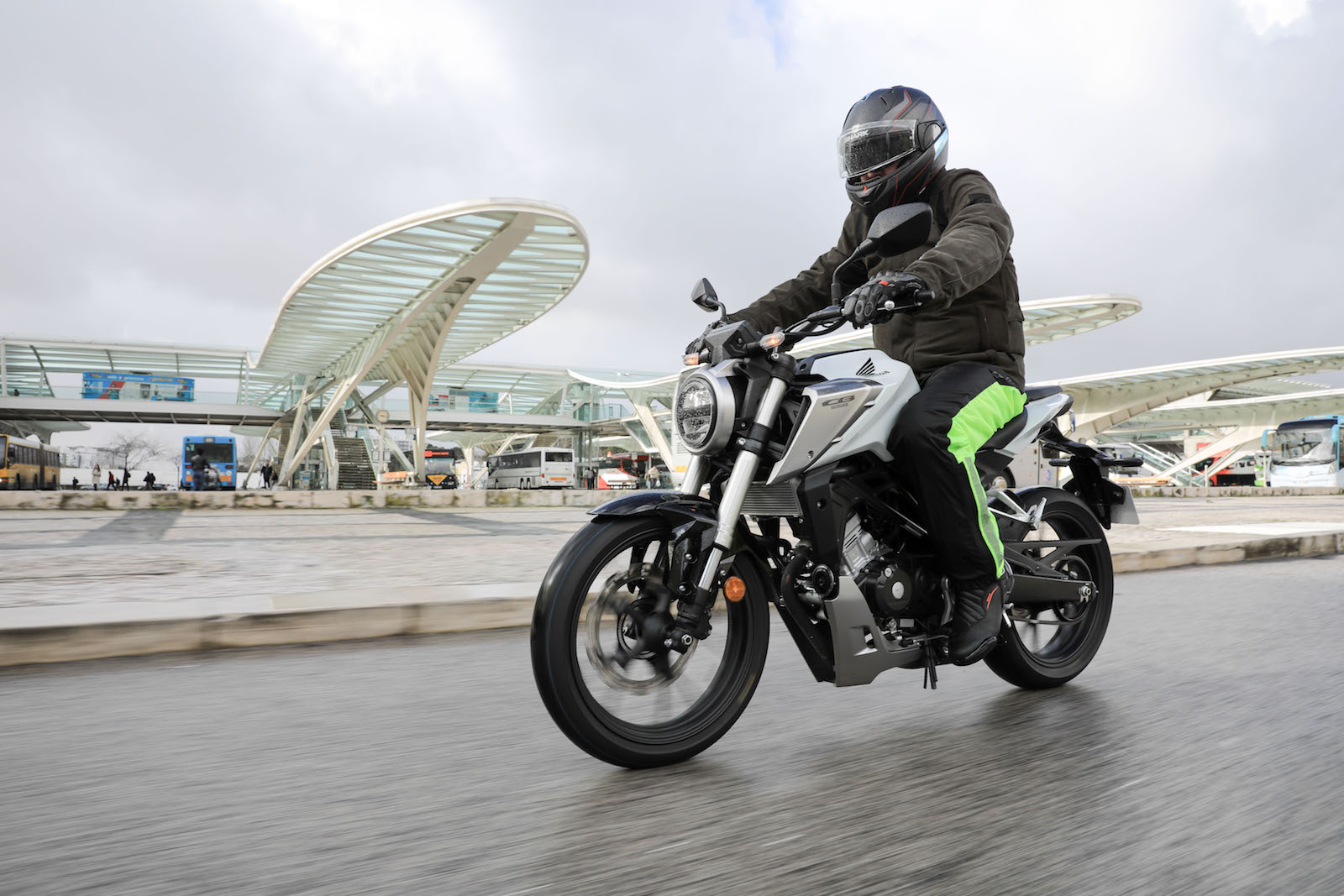 2018 Honda CB125R