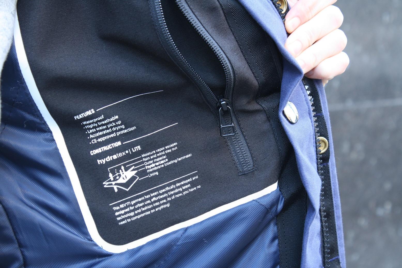Rev'It! Fulton jacket