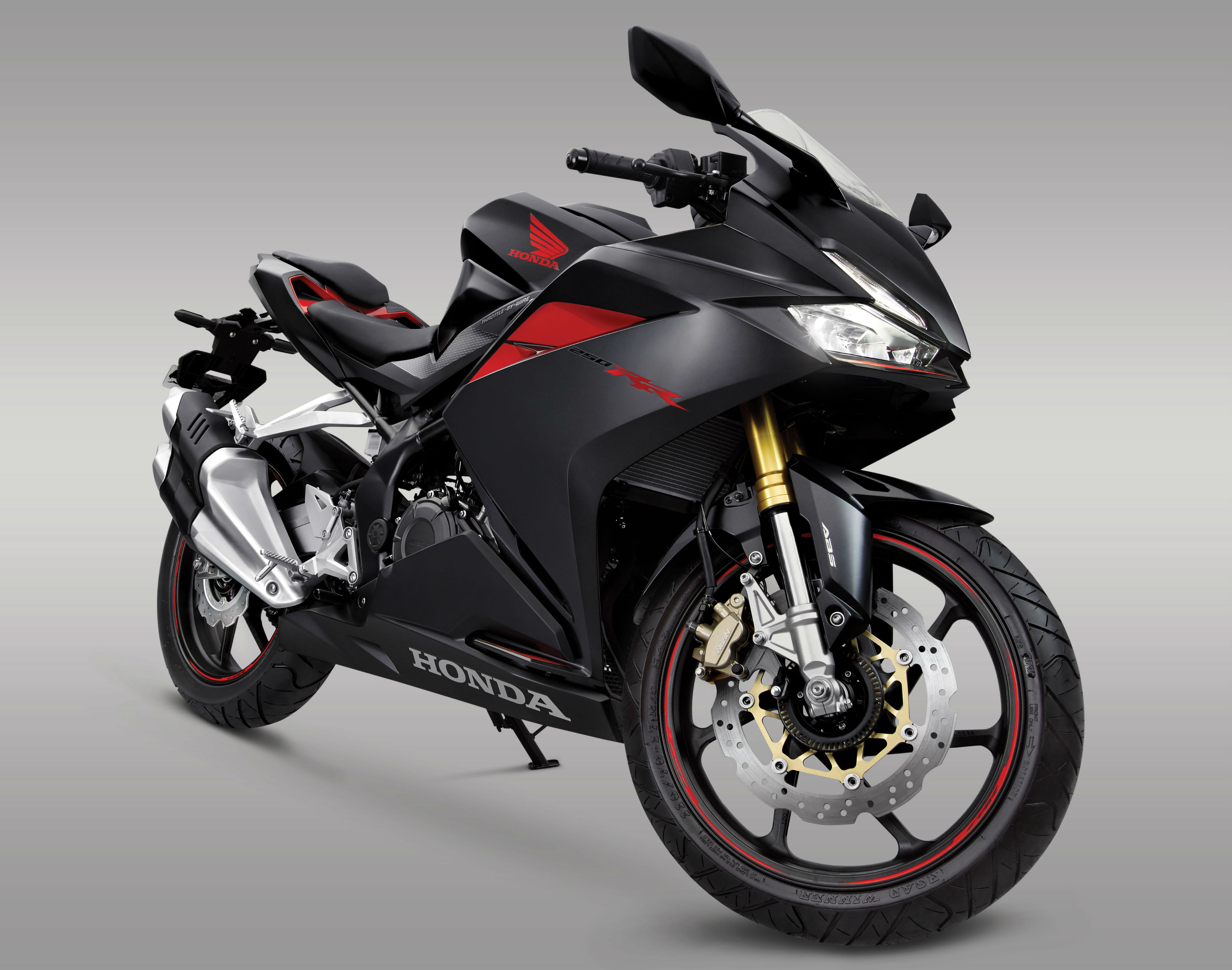 Honda officially reveals CBR250RR