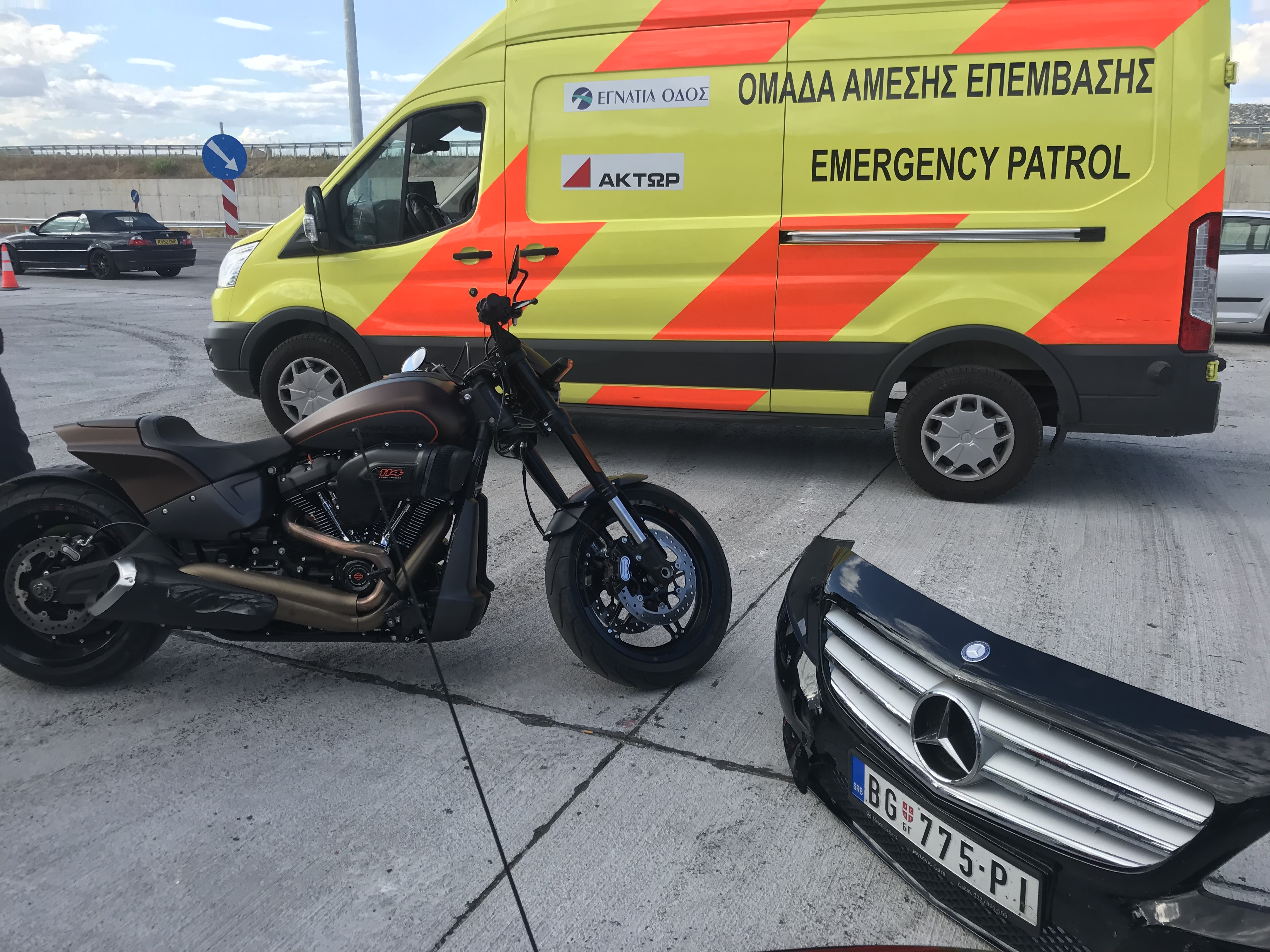 Hit and run on a Harley: FXDR 114 first ride   Visordown