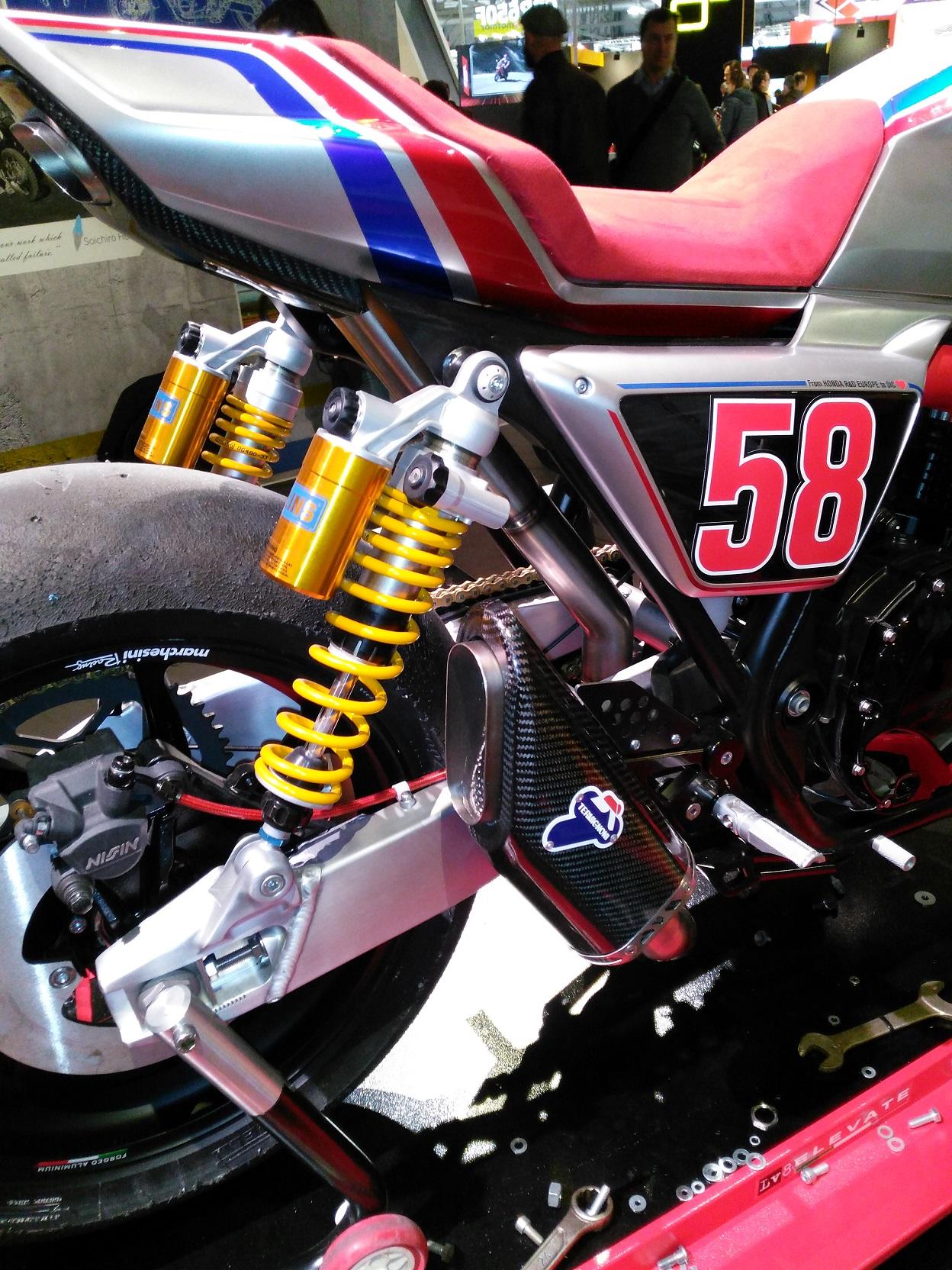 Honda CB1100TR concept