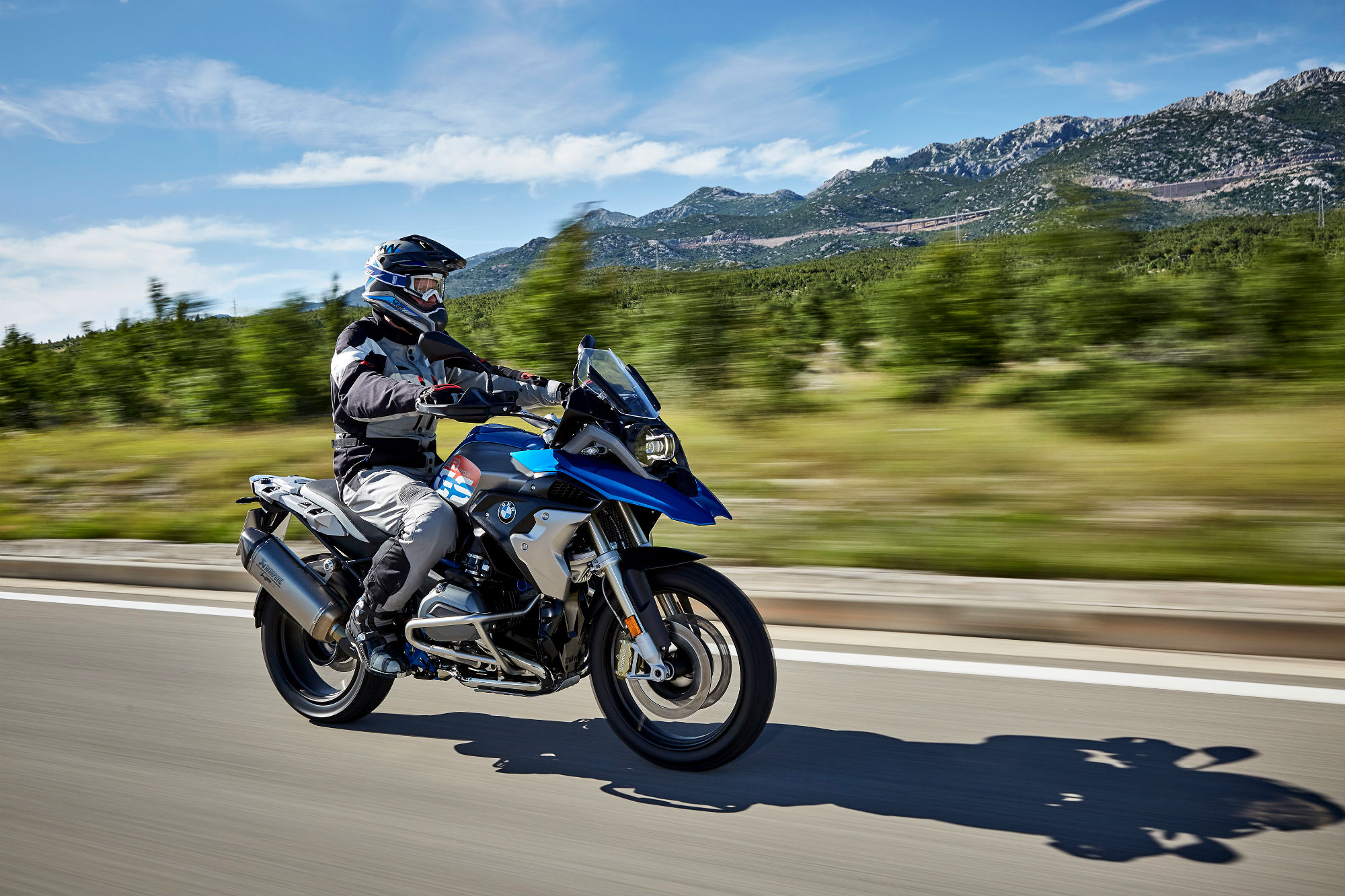 Updated BMW 1200GS revealed