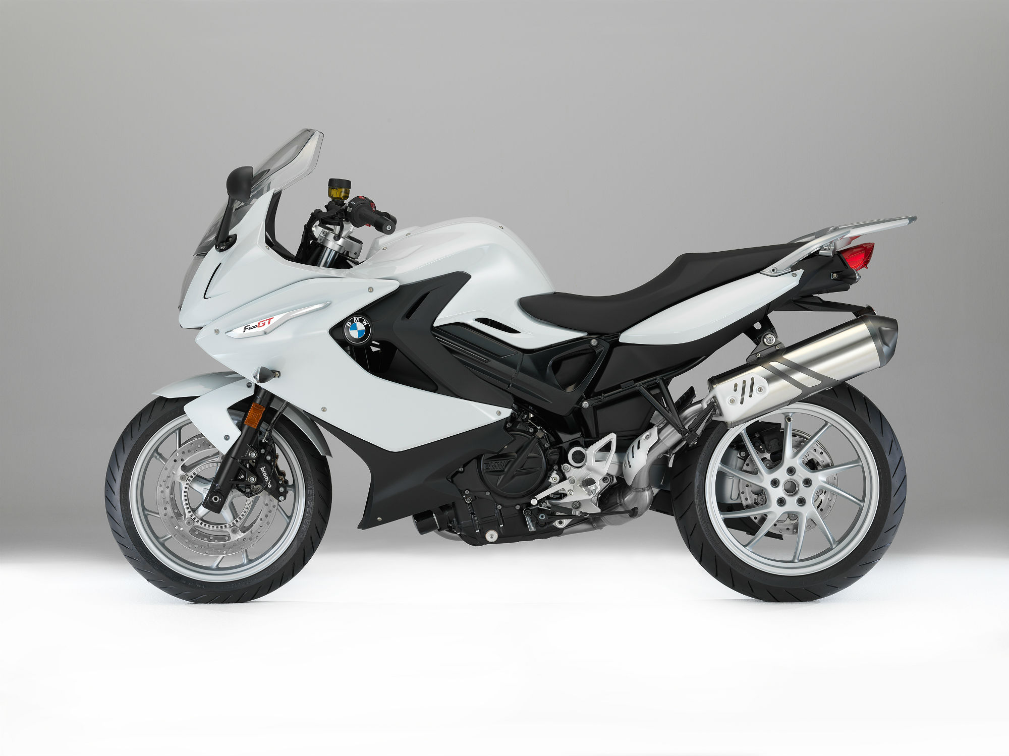 Updated BMW F800R and F800GT revealed