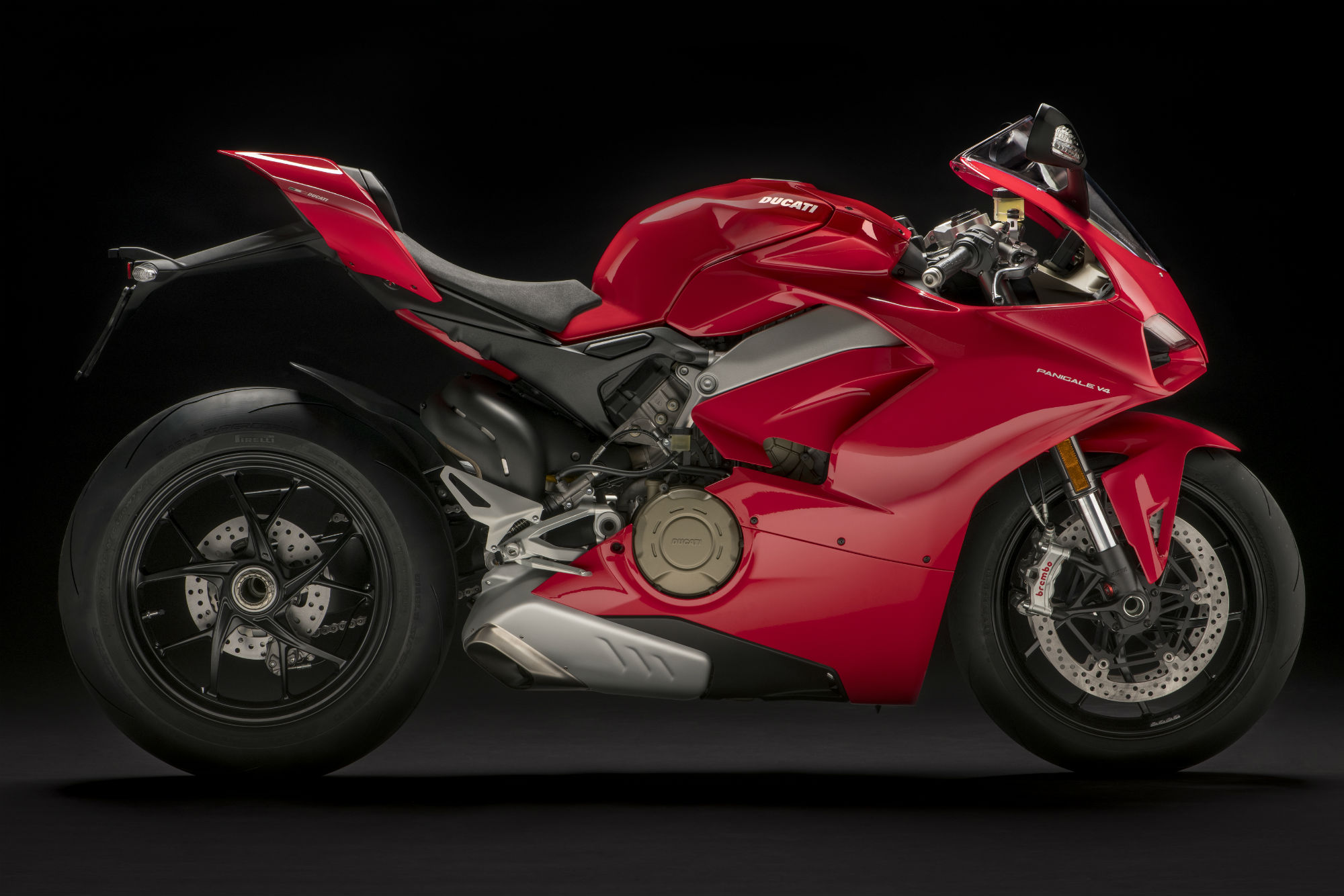Ducati Panigale V4 production begins