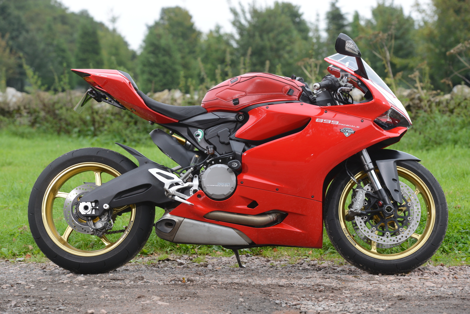 2014 Panigale 899 used test4 Panigale 899 used test
