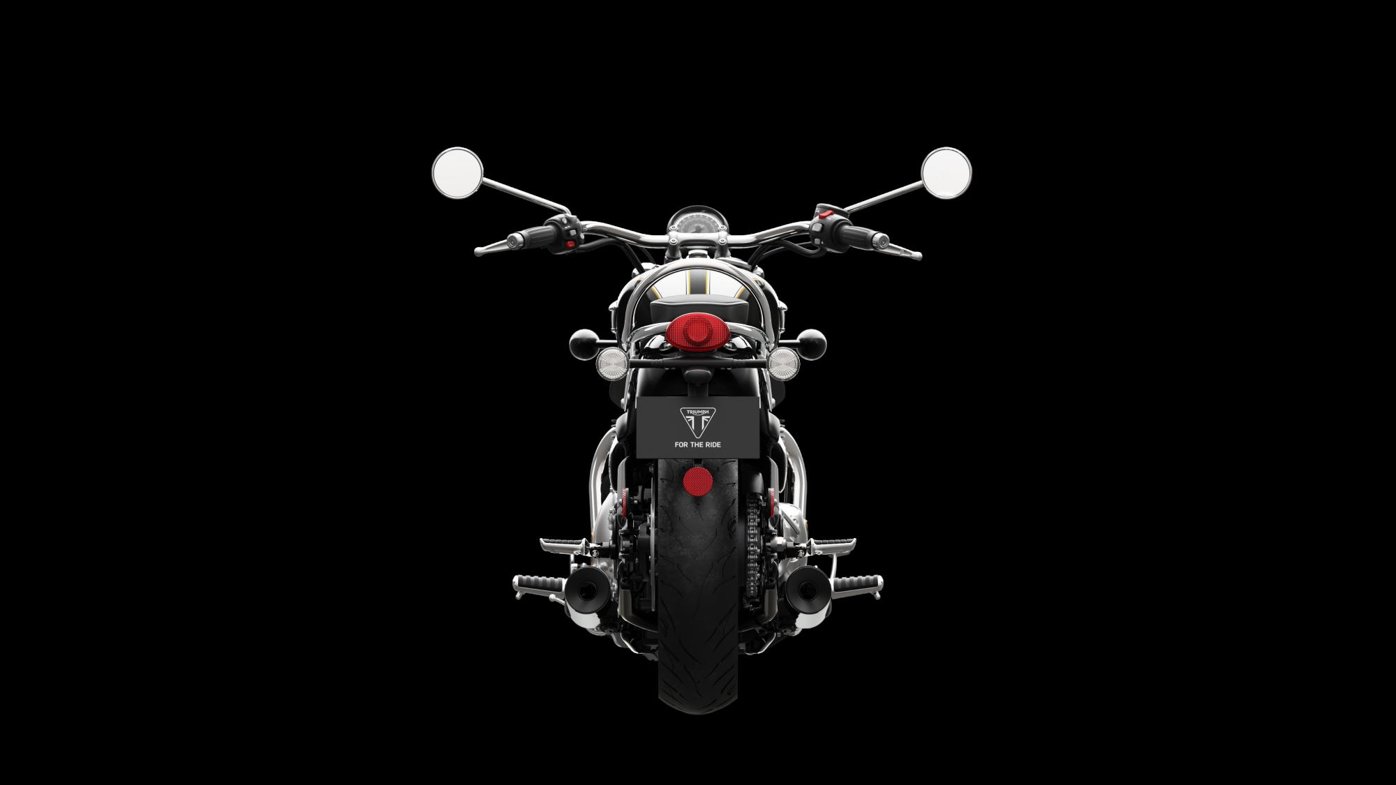 New Triumph Speedmaster revealed
