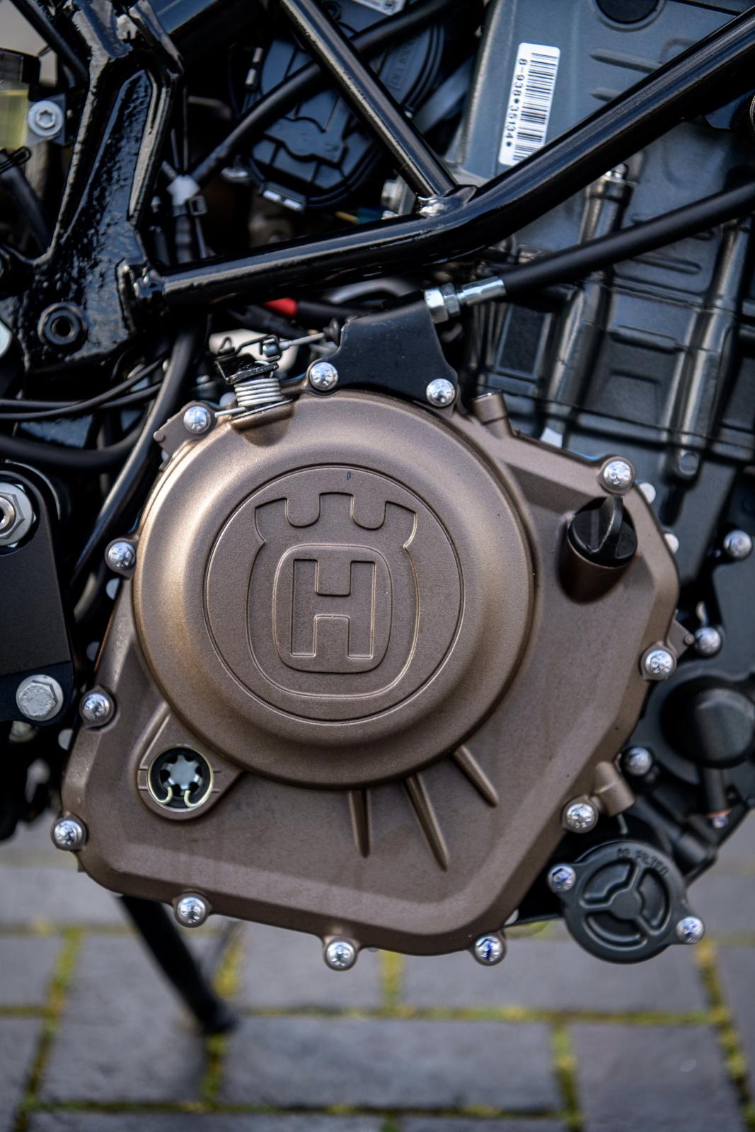 Husqvarna 401 engine
