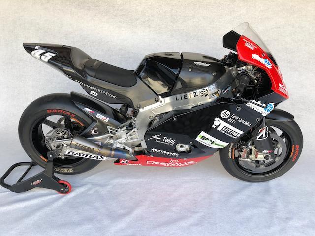 Suter MMX1 MotoGP bike