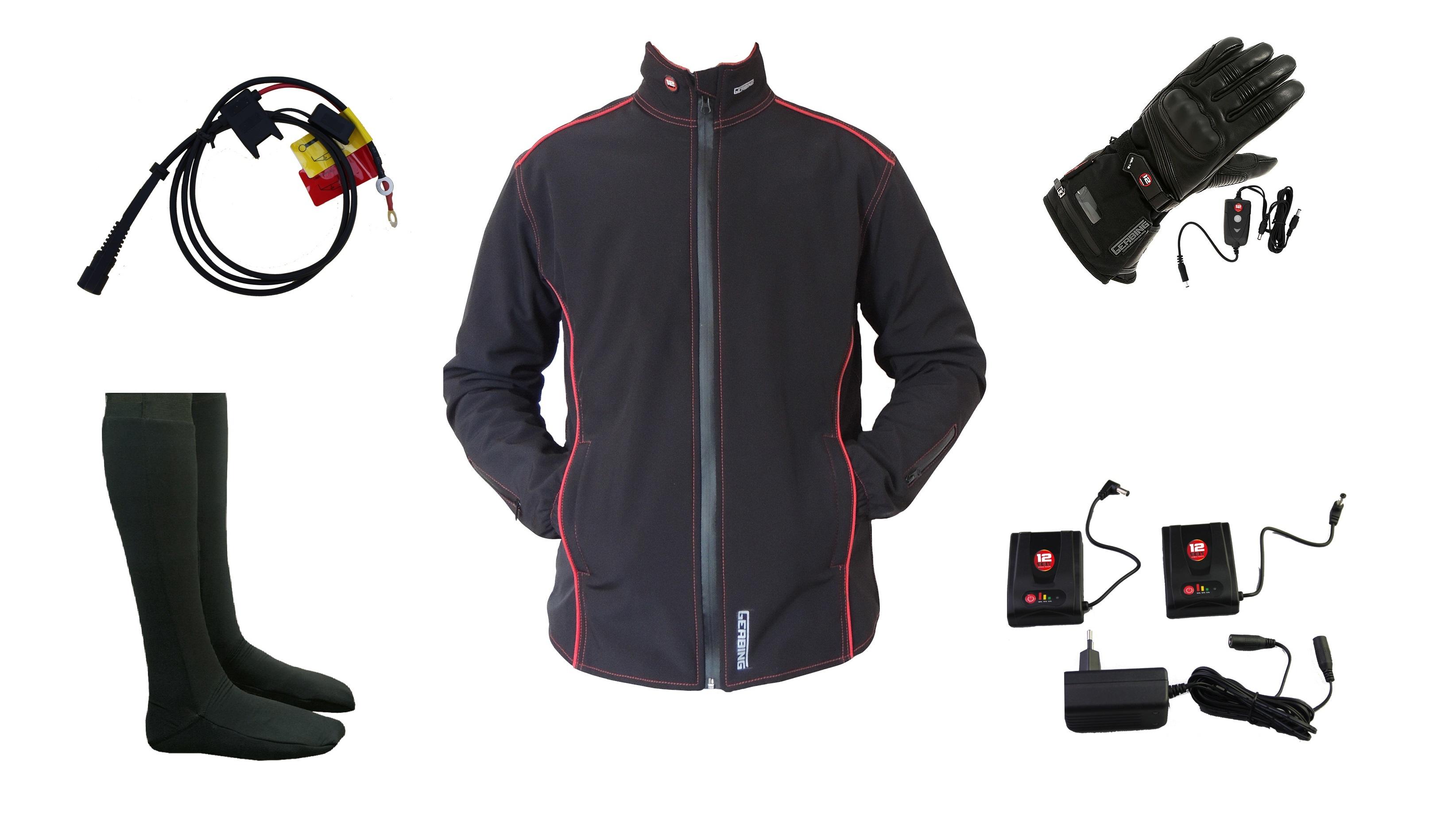 Как выбрать лучшую мотоциклетную одежду с подогревом для вас