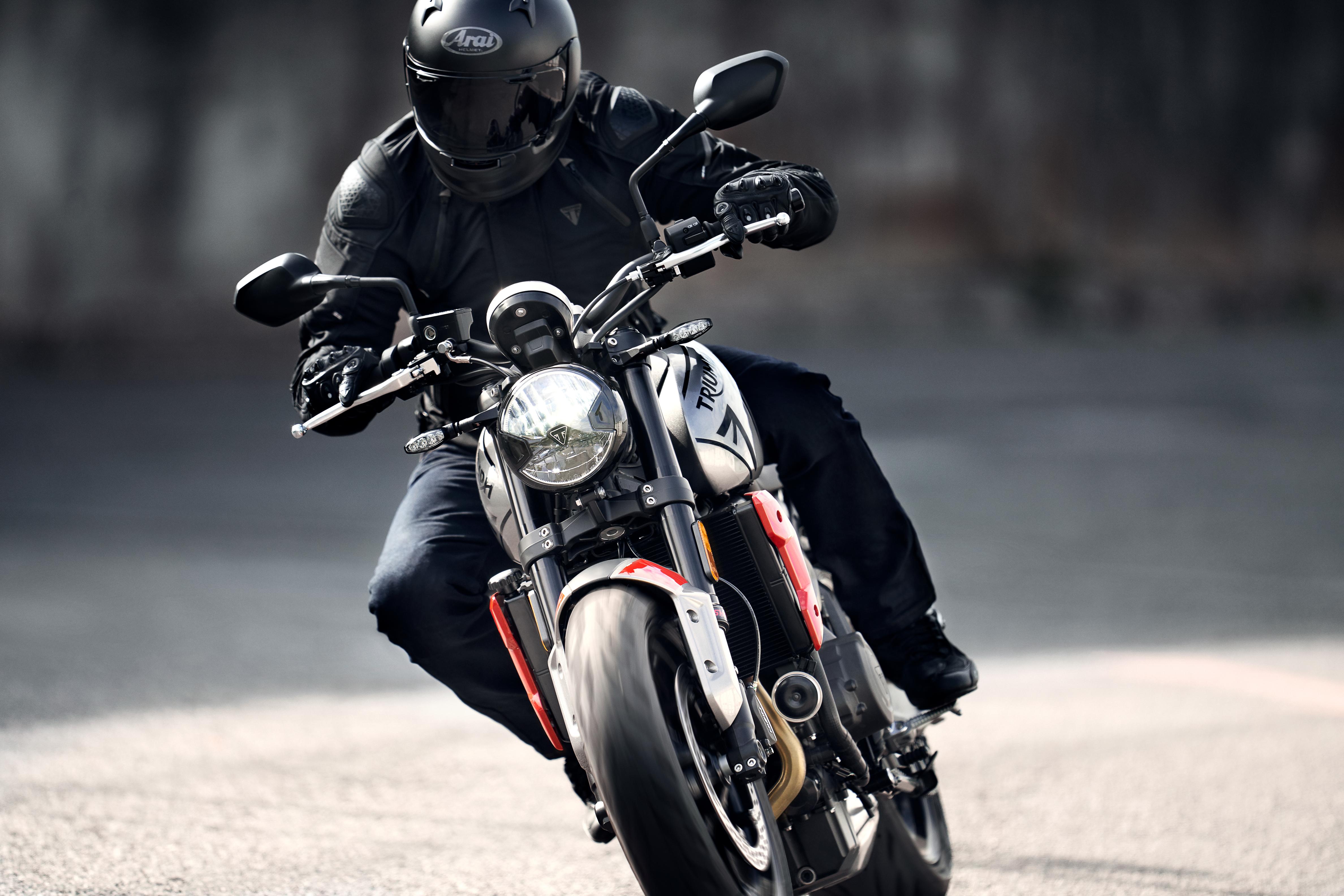 Triumph пожертвовал Trident 660 в лотерею Национального музея мотоциклов