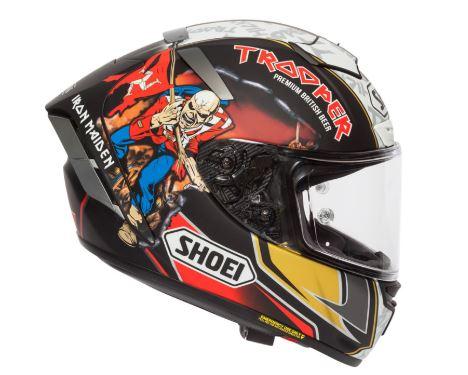 Shoei X-Spirit II Trooper edition