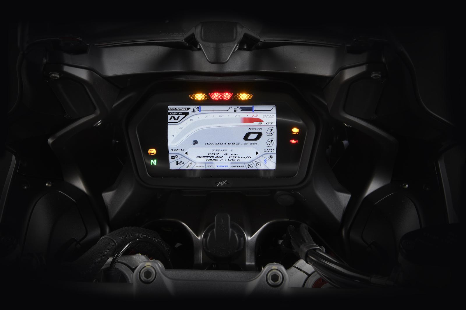 2018 MV Agusta Turismo Veloce SCS