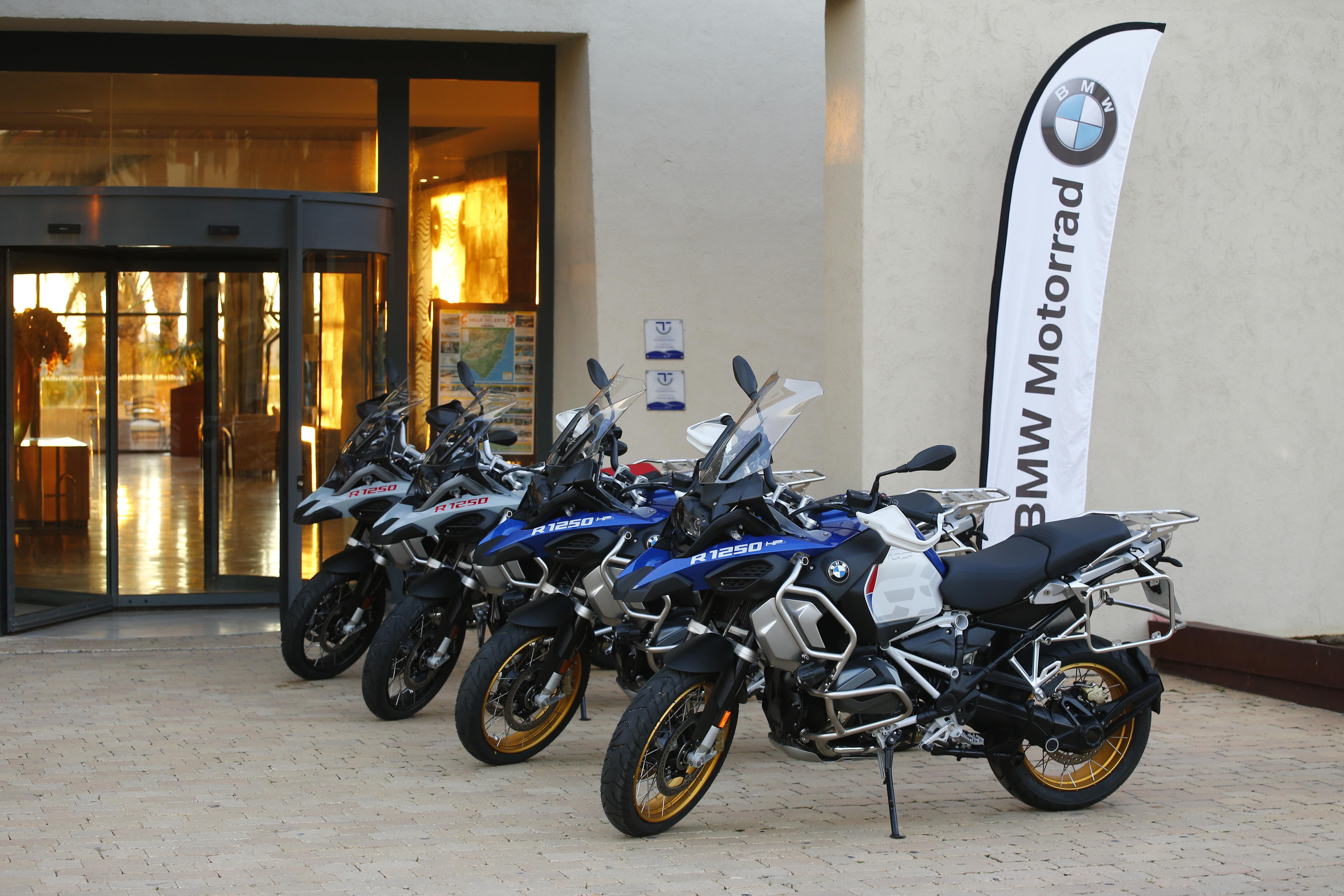 BMW R1250 GS Adventure launch