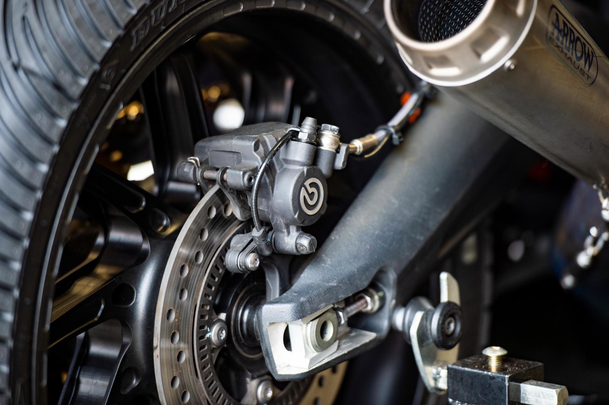 Moto2 Triumph